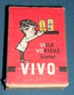 Boite D'allumettes : Luxembourg Et Belgique : Vivo (2) - Boites D'allumettes - Etiquettes