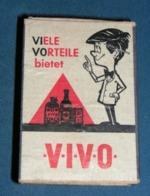 Boite D'allumettes : Luxembourg Et Belgique : Vivo (3) - Boites D'allumettes - Etiquettes