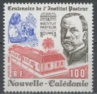 "Nle-Caledonie YT 563 "" Institut Pasteur "" 1988 Neuf** - New Caledonia"