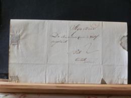 A11/601  LETTRE DE ANVERS POUR AALST 1783 A ENCIRCLE ROUGE - 1714-1794 (Austrian Netherlands)