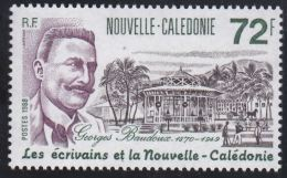 "Nle-Caledonie YT 564 "" Ecrivain "" 1988 Neuf** - New Caledonia"