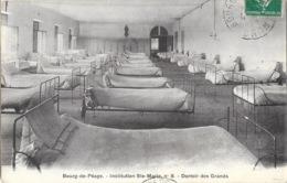 Bourg-de-Péage (Drôme) - Institution Ste Sainte-Marie N° 8, Dortoir Des Grands - Carte A. Berger - Otros Municipios