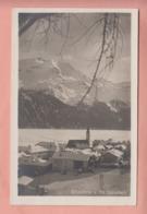 OUDE POSTKAART ZWITSERLAND - SCHWEIZ -   SILVAPLANA - GR Graubünden