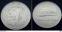 SUDAN - 1 Pound - KM 106 - 1989 - Sudan