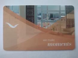 Saudi Arabia Hotel Key, Hotel Anwar Al Madinah Movenpick (1pcs) - Arabia Saudita