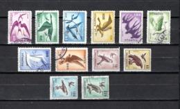 Turquía   1959-67  .-   Y&T  Nº   39/46-47/50    Aéreos - Corréo Aéreo