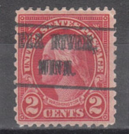 USA Precancel Vorausentwertung Preo, Locals Minnesota, Elk River 635-482 - Vereinigte Staaten