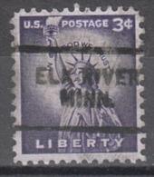 USA Precancel Vorausentwertung Preo, Locals Minnesota, Elk River 703 - Vereinigte Staaten