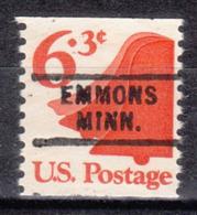 USA Precancel Vorausentwertung Preo, Locals Minnesota, Emmons 729 - Vereinigte Staaten