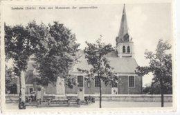 LEMBEKE / EEKLO / KERK EN MONUMENT 1914-18 - Eeklo
