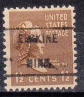 USA Precancel Vorausentwertung Preo, Locals Minnesota, Erskine 461 - Vereinigte Staaten