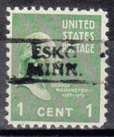 USA Precancel Vorausentwertung Preo, Locals Minnesota, Esko 728 - Vereinigte Staaten