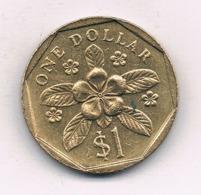 ONE DOLLAR 1988 SINGAPORE /8698/ - Singapur