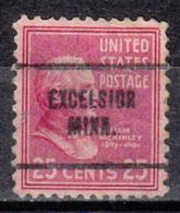 USA Precancel Vorausentwertung Preo, Locals Minnesota, Exelsior 704 - Vereinigte Staaten