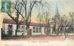 CPA 45 Loiret Puiseaux Ecole Des Filles - Puiseaux