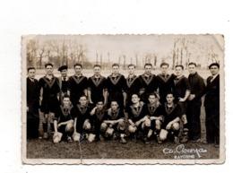 Biscarrosse. Parentis En Born, Ou Environs. Equipe De Football .Carte Photo Ocana A Bayonne. - Biscarrosse