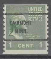 USA Precancel Vorausentwertung Preo, Bureau Minnesota, Fairmont  839-61 - Vereinigte Staaten