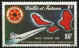 Wallis, PA N° 101** Y Et T - Unused Stamps