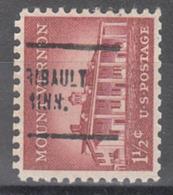 USA Precancel Vorausentwertung Preo, Locals Minnesota, Faribault 704 - Vereinigte Staaten