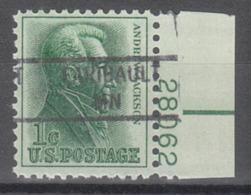 USA Precancel Vorausentwertung Preo, Locals Minnesota, Faribault 841, Plate# - Vereinigte Staaten