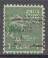 USA Precancel Vorausentwertung Preo, Locals Minnesota, Farmington 713 - Vereinigte Staaten