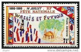 Wallis, PA N° 103** Y Et T - Poste Aérienne