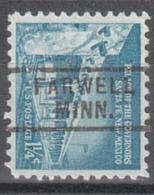 USA Precancel Vorausentwertung Preo, Locals Minnesota, Farwell 729 - Vereinigte Staaten