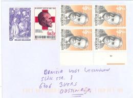 Albert Hustin - Bluttransfusion - Arthur Meulemans - Flämische Meister Ungestempelt (*) - Belgium