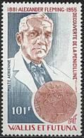 Wallis, PA N° 105** Y Et T - Unused Stamps
