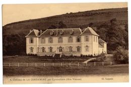 CPA  87   EYMOUTIERS     1931      CHATEAU DE LA CONDAMINE - Eymoutiers