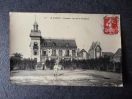 Cpa Photo 80  Le Crotoy  Chalets Rue De La Fontaine - Le Crotoy