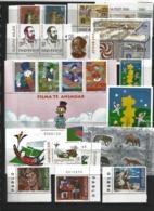 ALBANIA 2000 Year Set. 22 Issues (29 St.+7 V/s+2 Buk.) - Albania