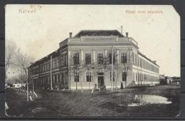 Hungary,  Hatvan, Elementary  School,1909. - Ungheria