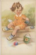 Thèmes, ENFANTS, Portrait,, Couleurs, Scan Recto-Verso - Portretten