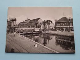 SAINT-GHISLAIN : Canal Et Pont LEVANT ( Edit. Mario > N° 10 ) Anno 1961 ( Zie Foto ) ! - Saint-Ghislain
