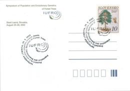 Pinus Silvestris - Population Evolution Genetic - IUFRO - Slovacchia