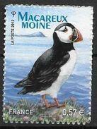 France 2012 Timbre Adhésif Neuf** N°712 Oiseau Macareux Cote 4,00 Euros - Adhésifs (autocollants)