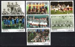 LIBERIA - 2001 - Juventus Story - MNH - Liberia