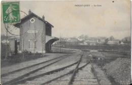 PARGNY JOUY : La Gare Trés Rare - Francia