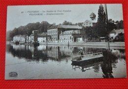 VILVOORDE  -  VILVORDE -  Driefonteinenmolen  - Les Moulins De Trois-Fontaines - Vilvoorde