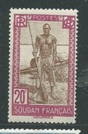 SOUDAN N° 88  * TB - Sudan (1894-1902)