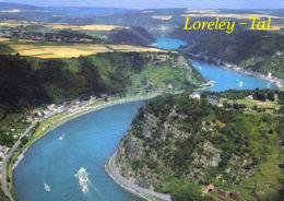 1 AK Germany /  Rheinland-Pfalz * Blick Auf Das Loreleytal - Seit 2002 UNESCO Weltkulturerbe * - Loreley