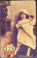 Telefonkarte Griechenland - 09/01 - 125 Jahre Telefonie - Aufl. 25000 (4) - Grèce