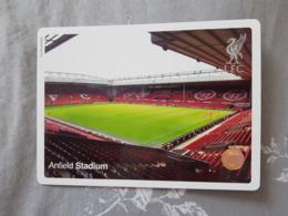 Anfield Stadium Postcard - FC Liverpool - Football