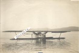 PHOTO AVION HYDRAVION A IDENTIFIER  12X17CM - Aviation