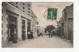 POMMERIEUX - ROUTE DE CRAON - 53 - France