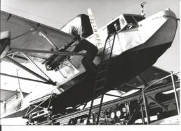 PHOTO AVION HYDRAVION HS 23  A IDENTIFIERR   ARCHIVE ECPA       12X17CM - Aviazione