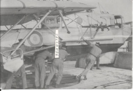 PHOTO AVION HYDRAVION  LOIRE 130  AVORD   12X17CM - Aviation