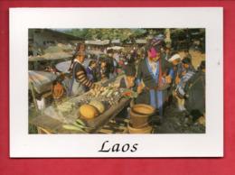 LAOS . NORD-LAOS . HMONG, MARCHÉ D'UDOM XAI - Réf. N°23234 - - Laos
