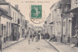 Montargis : Faubourg D'Orléans - Montargis